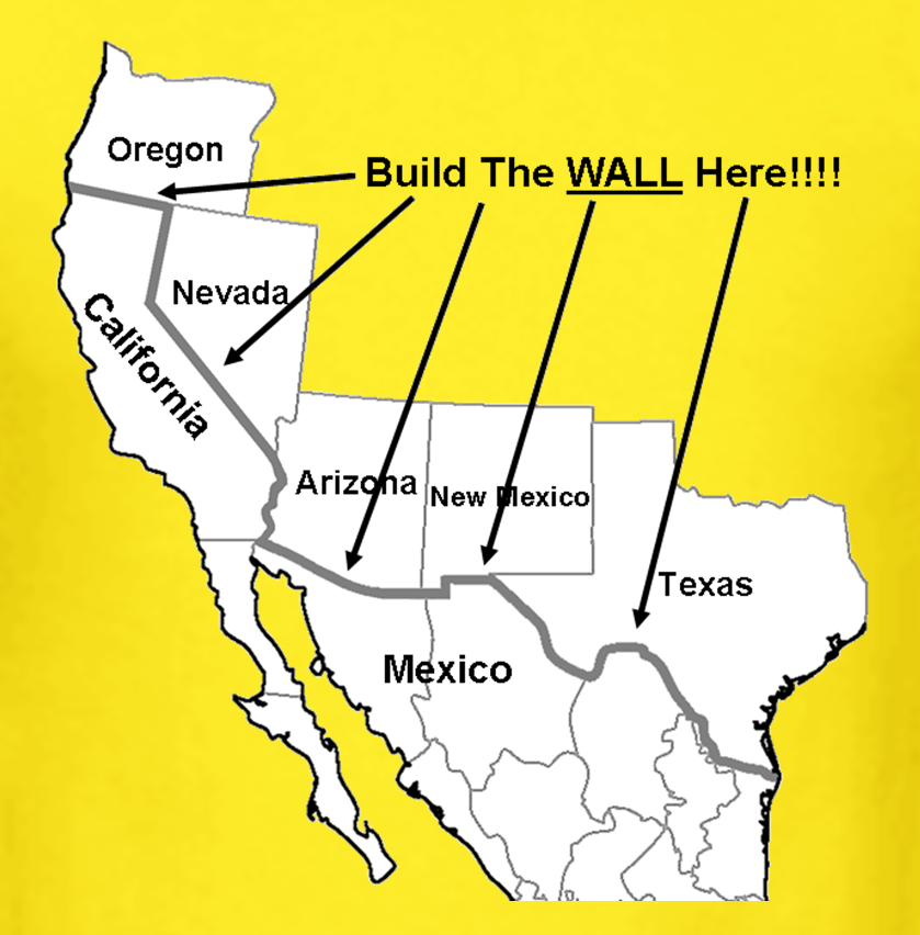 Build The Wall Here