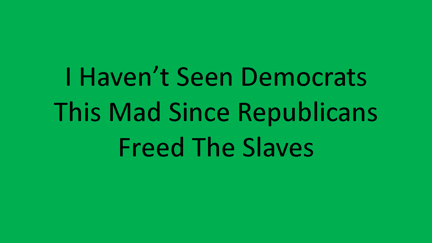 Freed The Slaves